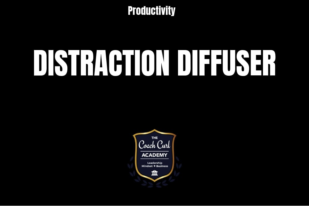 Distraction Diffuser