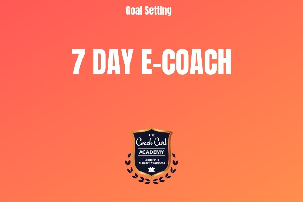 7 Day E-Coach